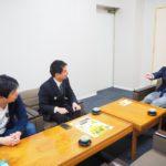 8月26日(水)前田晋太郎下関市長に表敬訪問します