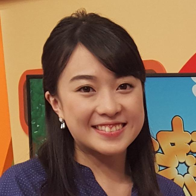 深澤朝香アナウンサー