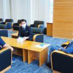 8月28日 山口新聞に出版インタビューの記事が掲載されました